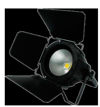 Fresnel LED Cob