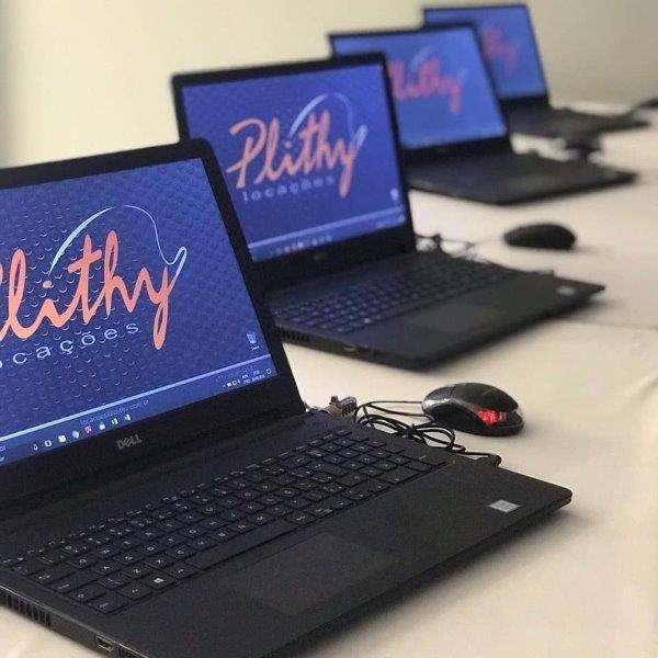 Aluguel de equipamentos de informatica