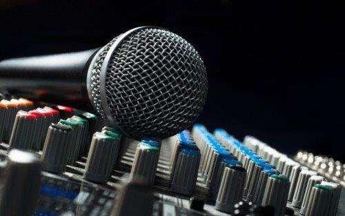 Aluguel de microfone preço