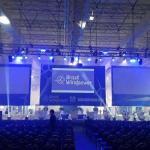 Aluguel de iluminação para eventos