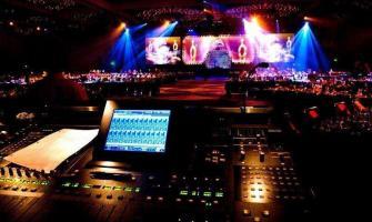 Locação de equipamentos audiovisuais