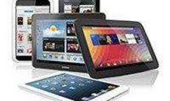 Locação de tablet